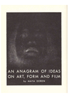 An anagram of ideas on art, form and film