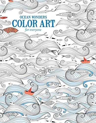 Ocean Wonders Color Art for Everyone