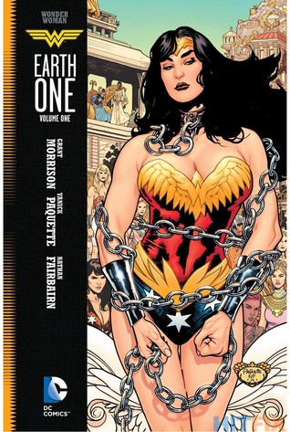 Wonder Woman by Grant Morrison