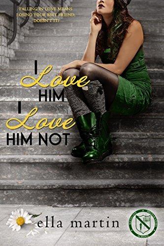I Love Him, I Love Him Not (Westgate Prep Book 2)