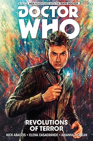 Doctor Who: The Tenth Doctor, Vol. 1: Revolutions of Terror width=