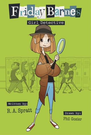 Girl Detective (Friday Barnes #1)