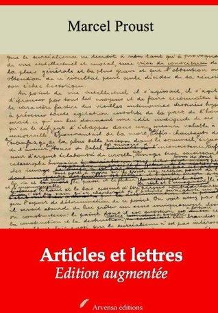 Articles et lettres (Nouvelle édition augmentée)
