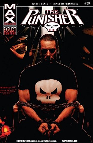 The Punisher (2004-2008) #39