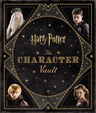 Harry Potter: the Character Vault by Jody Revenson