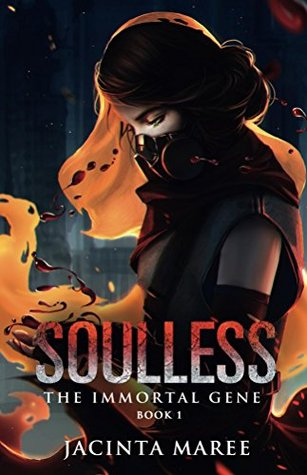 Soulless (The Immortal Gene #1)