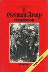German Army Handbook, 1939-45