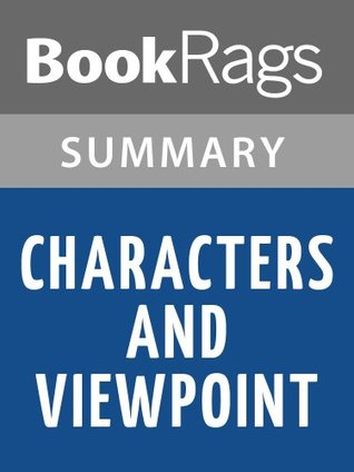 Characters and Viewpoint by Orson Scott Card | Summary & Study Guide