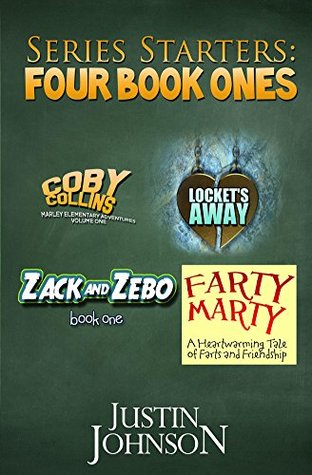 Series Starters: Four Book Ones: A Collection of Series Stories For Kids Ages 9-12