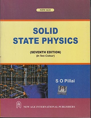 Solid state physics by so pillai solid state physics other editions enlarge cover 26851366 fandeluxe Images
