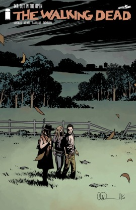 The Walking Dead, Issue #147