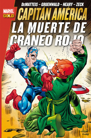 Capitán América: La muerte de Cráneo Rojo