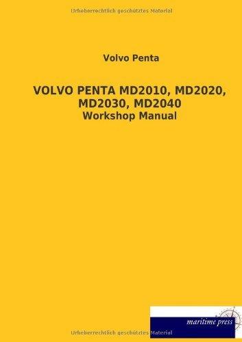 Volvo penta MD2010, MD2020, MD2030, MD2040