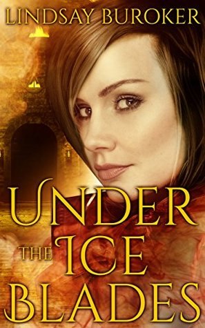 Under the Ice Blades (Dragon Blood #5.5)
