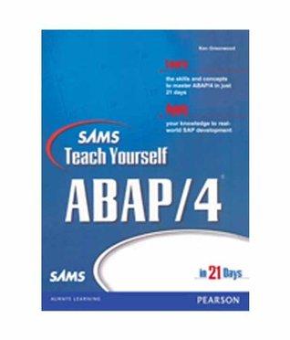 Sams Abap 21 Days Pdf