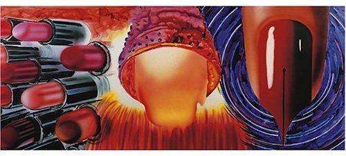 James Rosenquist: Panoramic Card Box