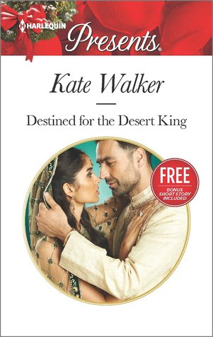 Destined for the Desert King [with Bonus Novella] (Rhastaan Royals #2)