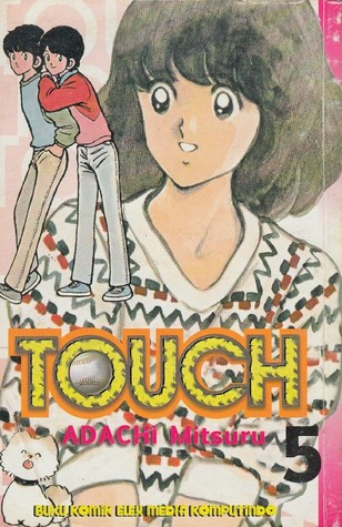 Touch Vol. 5 by Mitsuru Adachi