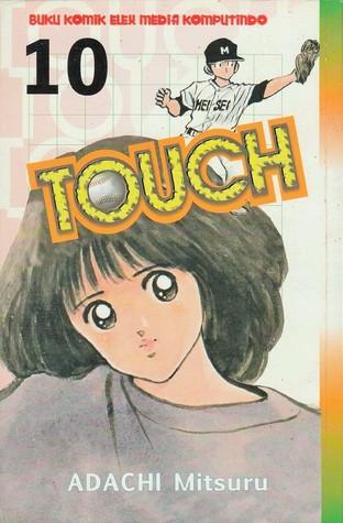 Touch Vol. 10 by Mitsuru Adachi