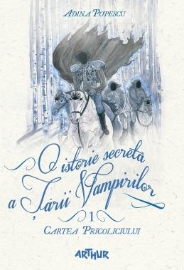 Cartea Pricoliciului by Adina Popescu