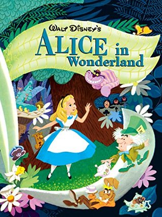 Walt Disney's Alice in Wonderland (Disney Short Story eBook)