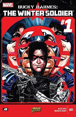 Bucky Barnes: The Winter Soldier #1