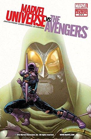 Marvel Universe vs. The Avengers #2