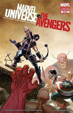 Marvel Universe vs. The Avengers #3 (of 4)