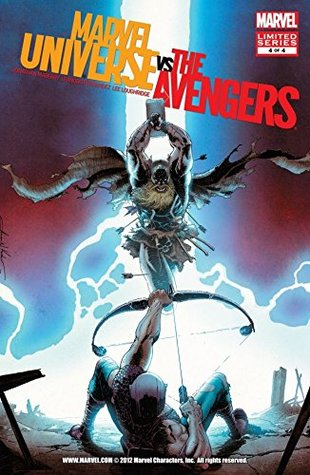 Marvel Universe vs. The Avengers #4 (of 4)