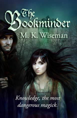 Book Review: The Bookminder by M.K. Wiseman