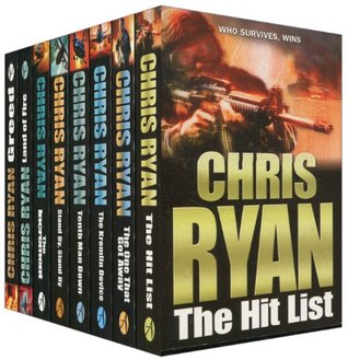 Stand By, Standy By, the Kremlin Device, The One That Got Away, Greed, the Increment, Land of Fire, Tenth Man Down and the Hit List - The Chris Ryan Collection [ 8 Volume Set ]