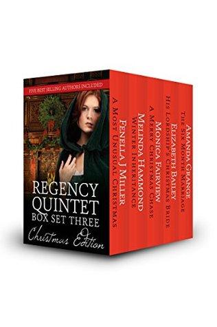 Regency Quintet Christmas Edition DJVU PDF FB2 por Fenella J. Miller