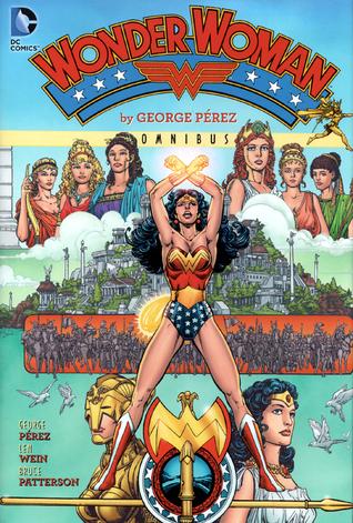 Wonder Woman by George Perez Omnibus, Vol. 1(Wonder Woman II 1-4)