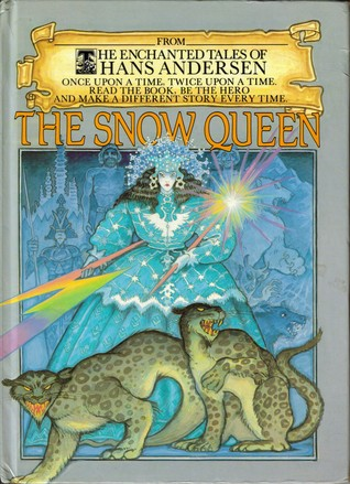The Snow Queen: From The Enchanted Tales of Hans Andersen