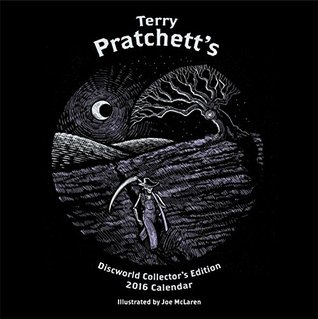 Terry Pratchett's Discworld Collectors' Edition Calendar 2016
