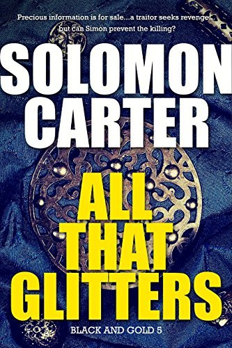 All That Glitters (Black and Gold, #5)