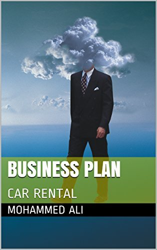 BUSINESS PLAN: CAR RENTAL