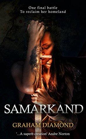 Samarkand by Graham Diamond