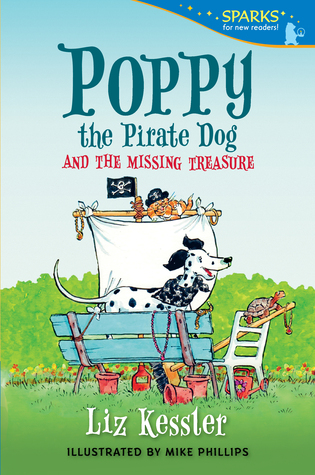 Poppy the Pirate Dog and the Missing Treasure
