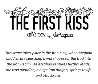 The First Kiss by Julie Kagawa