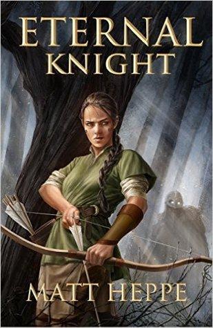 Eternal Knight (The Orb, #1)