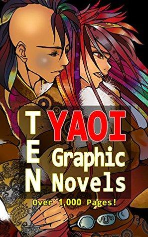 Ten YAOI Graphic Novels: Over 1,000 Pages! (Yaoi Bundle Book 3)