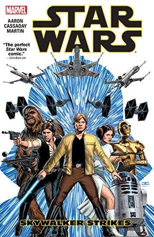 Star Wars, Vol. 1: Skywalker Strikes(Star Wars Disney Canon Graphic Novel Star Wars 1)