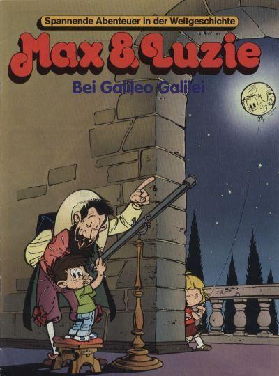 Bei Galileo Galilei (Max & Luzie #24)