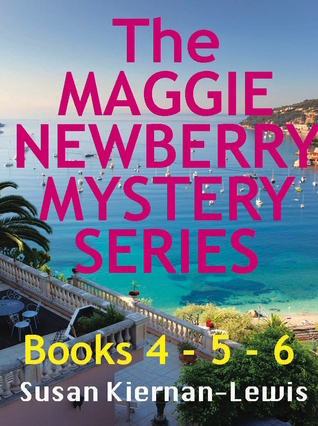 Maggie Newberry Mystery Series: Books 4-6