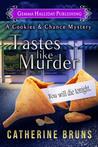 Tastes Like Murder (Cookies & Chance Mystery, #1)