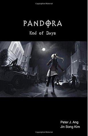 Pandora: End of Days: A Zombie Survival-Horror Graphic Novel