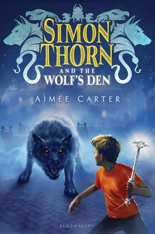 Simon Thorn and the Wolf's Den (Simon Thorn, #1)