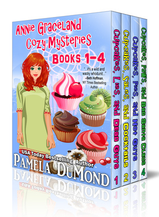 Annie Graceland Cozy Mysteries 1 to 6 - IN CHAPTERS - Pamela DuMond