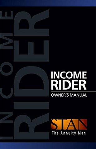 Income Rider Owner's Manual